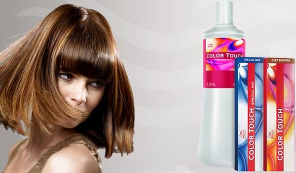 Популярные краски для волос