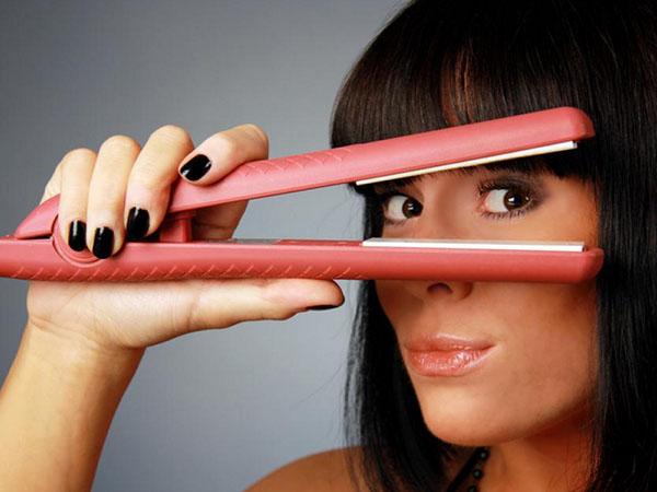 Прибор для выпрямления волос