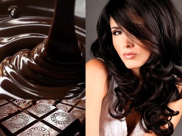 Шоколад и локоны