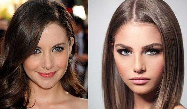 Выбор макияжа