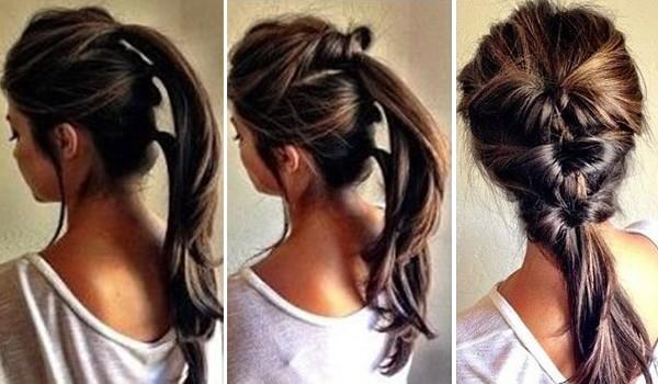 Объемное плетение кос