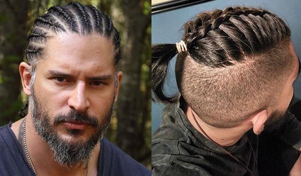 Плетение волос в косу