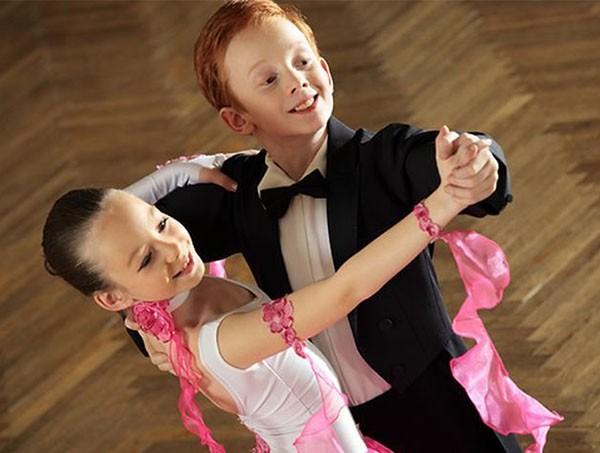 Образ танцоров