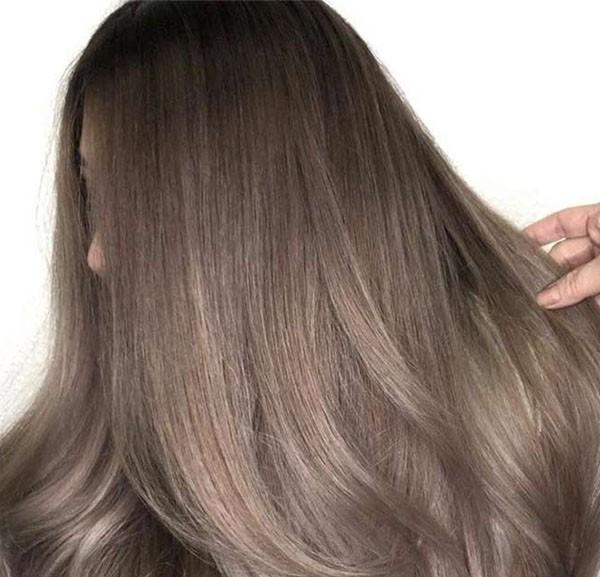 Шоколадно-серый цвет