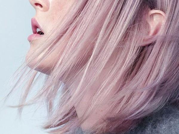 Оттенок розовый кварц
