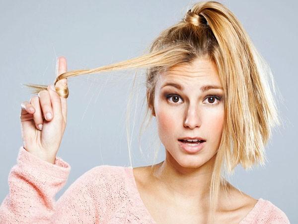 Плохие волосы после окрашивания