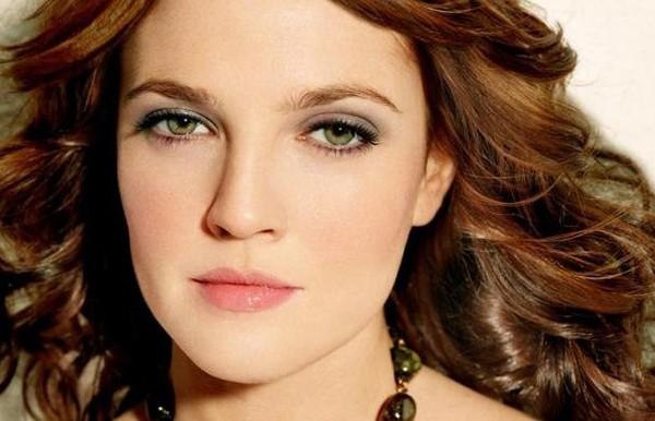 Цвет волос для зеленоглазых