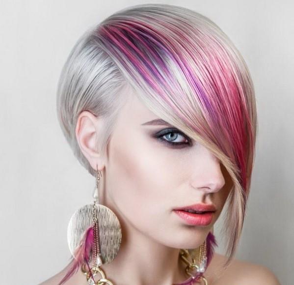 зональное окрашивание волос