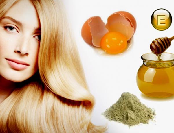 Маска для волос: домашние рецепты
