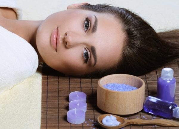 применение соли по уходу за волосами