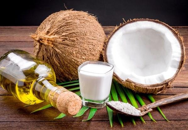смесь с кокосовым молоком