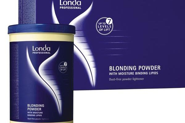 Цветная пудра Londa Blonding Powder
