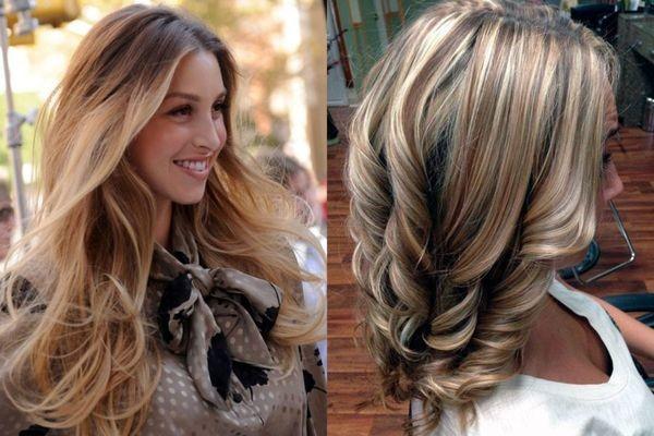 Самостоятельное мелирование волос