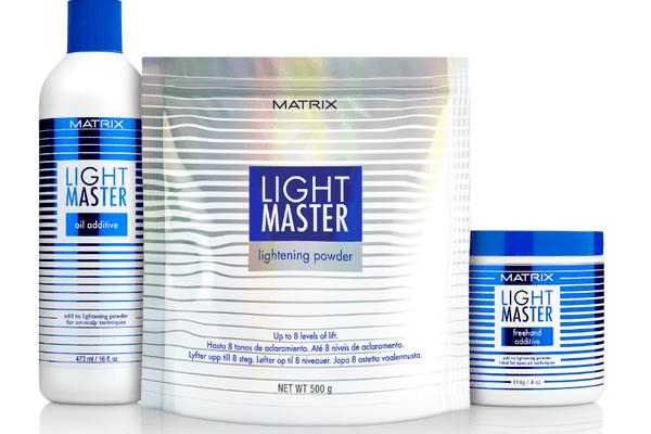 Осветляющий порошок MATRIX Light Master