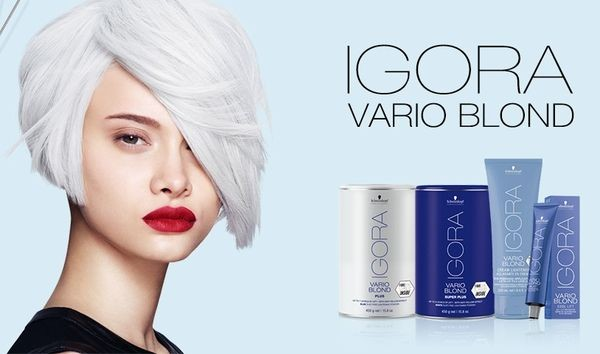 Schwarzkopf Professional Vario Blond Plus