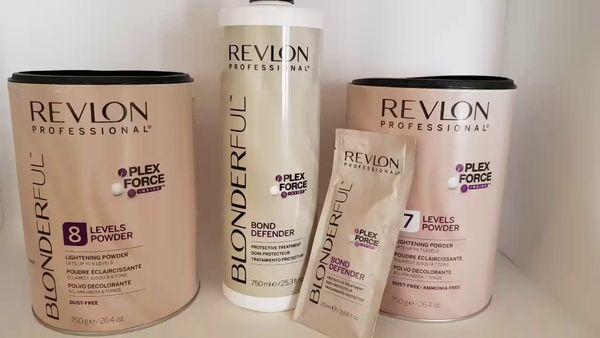 Осветляющая паста от Revlon Professional