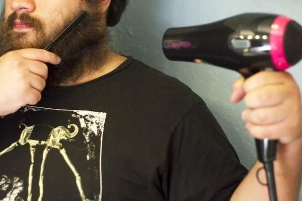 Фен для бороды