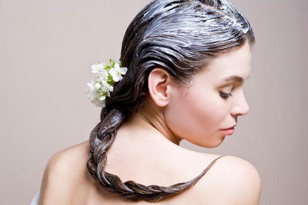 Кефирно-дрожжевая маска для волос