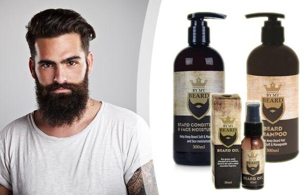 Средства ухода за бородой