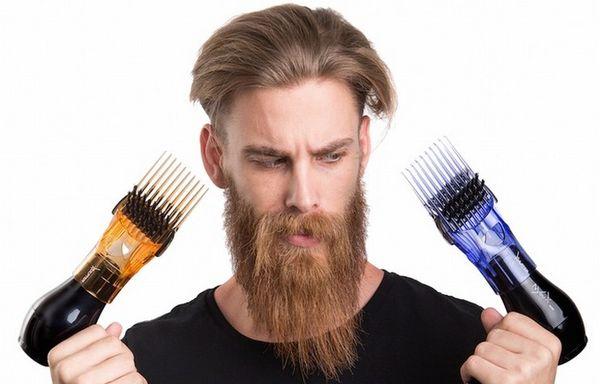 Щетки и расчески для бороды