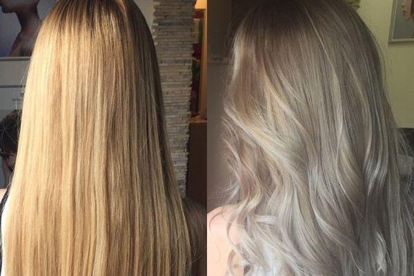 Чем тонировать волосы