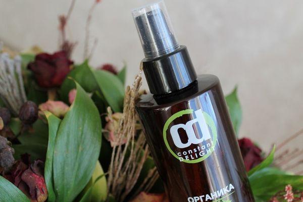 Constant Delight Organica Line: спрей с морской солью