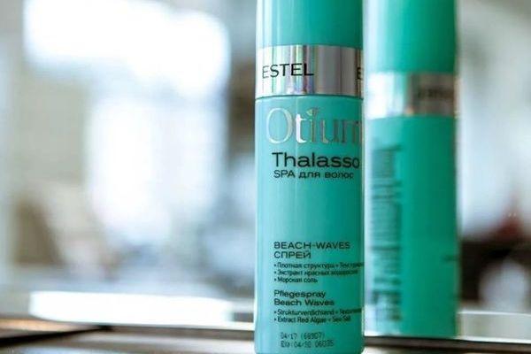 Estel Professional: спрей Beach Waves Otium Thalasso
