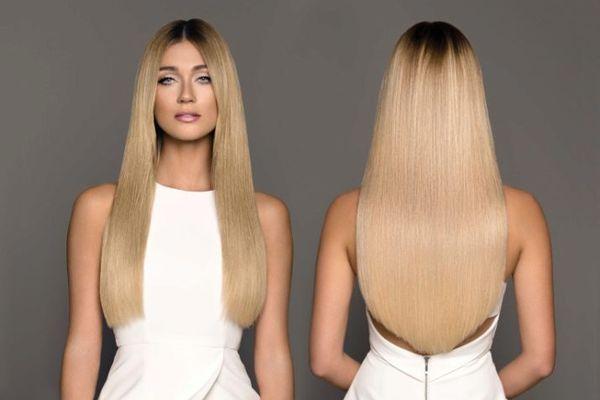 Как ухаживать на нарощенными волосами