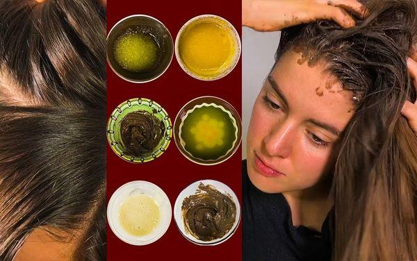 Процедура пилинга для волос