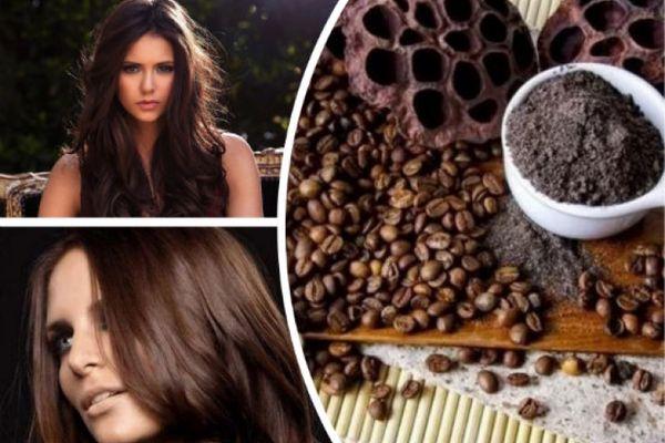 Скраб для волос с кофе