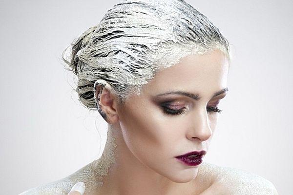 глина для женской укладки волос