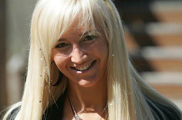 Ольга Бузова в начале карьеры