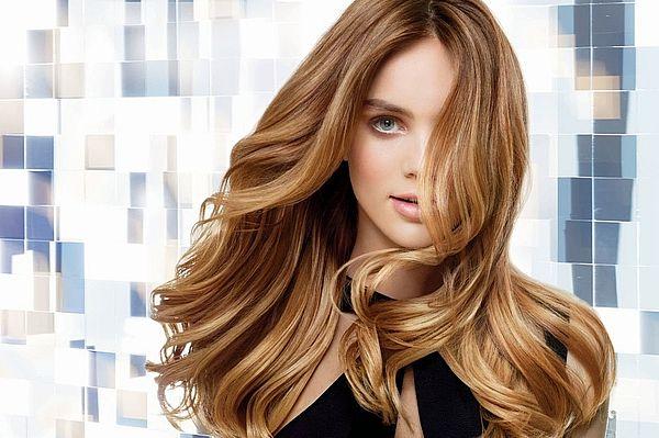 Растяжка увета на волосах