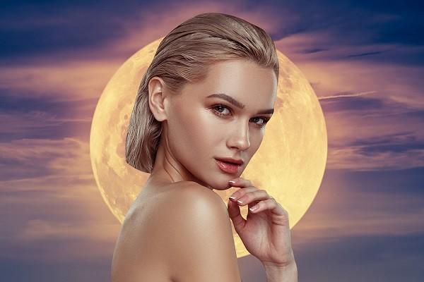 Уход за волосами на полной луне