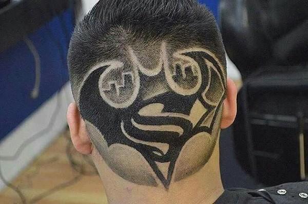 рисунок hair tattoo для детей