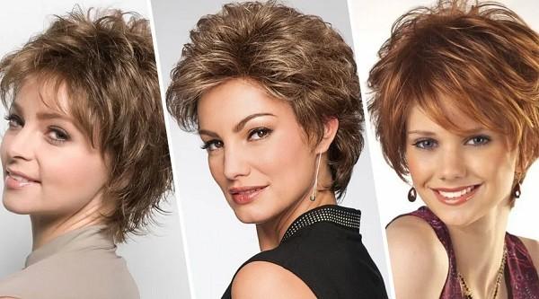 итальянка на короткие волосы
